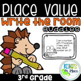 Place Value- Write the Room Cards w/ Reference Posters
