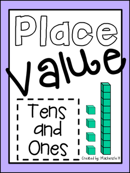 Place Value: Write the Tens and Ones
