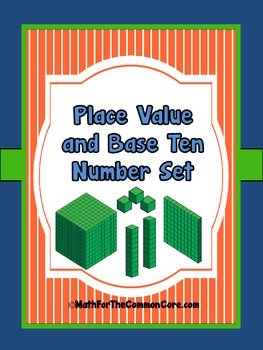Place Value and Base 10 Number Sets