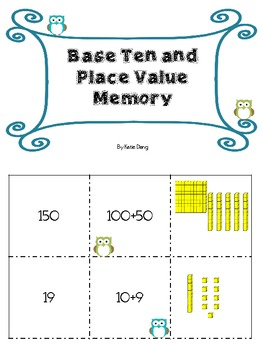 Place Value and Base Ten for 1st and 2nd (Common Core and TEKS based)