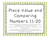 Place Value and Comparing Numbers 11-20