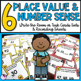 Place Value and Number Sense Write the Room Activities