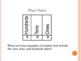 Place Value and Partial Sums Algorithm