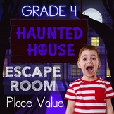 Place Value and Rounding Digital Escape Room Grade 4 Skill