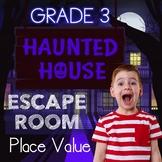 Place Value and Rounding Digital Escape Room Grade 3 Skill
