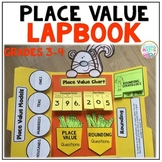 Place Value and Rounding Lapbook