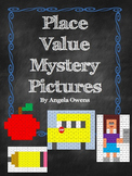 Place Value and Rounding Mystery Pictures