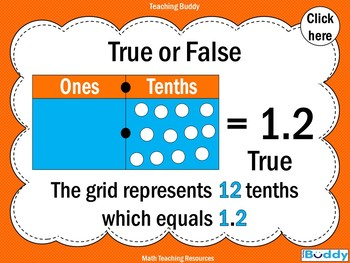 Place Value and Tenths