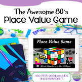 Place Value digital game - Great for Google or Power Point