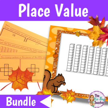 Place Value Activities for 1st Grade
