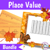 Place Value Activities for 1st Grade Bundle