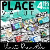 Place Value for 4th Grade BUNDLE
