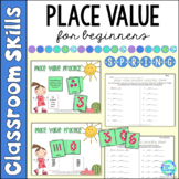 Place Value Lessons and Printable Worksheets for Spring