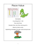 Place Value for First Grade