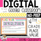 Place Value for Google Classroom