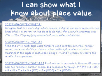 Place Value for Promethean Board