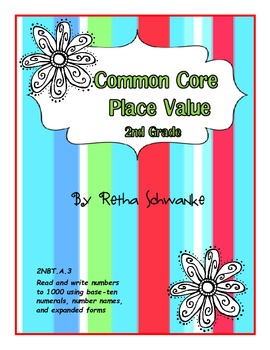 Place Value for the Common Core