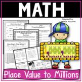 Place Value for 4th Grade Common Core