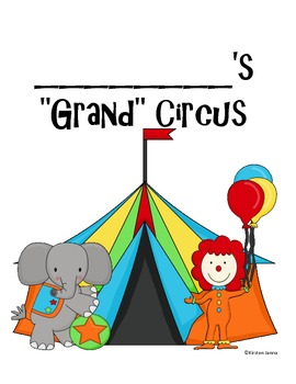 Circus Place Value Counting 1 to 1,000