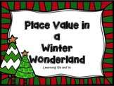 Place Value in a Winter Wonderland