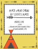 Place Value in the 1000's Place