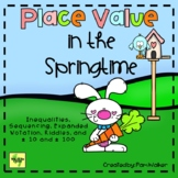 Place Value Games and Activities for Centers for 2nd Grade