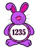 Place Value in the Thousands - Bunny and Carrots