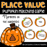 Place Value matching activity