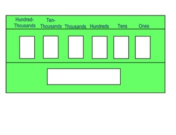 Place Value - non themed