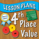 Place Value of Whole Numbers and Decimals 4.2A 4.2B 4.2C 4.2E 4.2F 4.2H 4.3G
