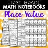 Math Notebooks: First Grade Place Value