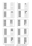 Matching Cards - Place Value - teen numbers (4 cards)