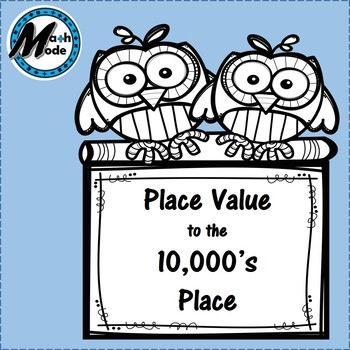 Place Value to 10,000's Place