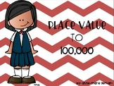 Place Value to 100,000 Powerpoint