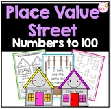 Place Value Street! Numbers to 100