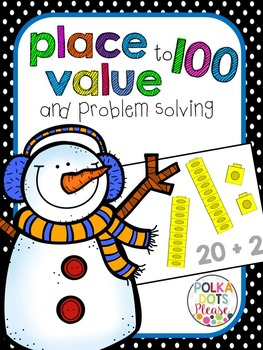 Place Value to 100 Projectable Lessons