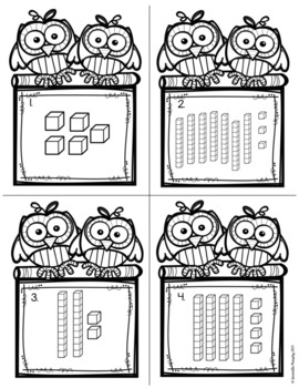 Place Value to 100 Task Cards or Scoot Game