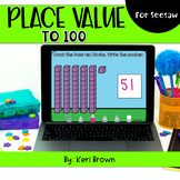 Place Value to 100 | Seesaw Activity