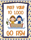 Place Value to 1,000 Go Fish