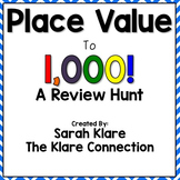 Place Value to 1,000 Hunt
