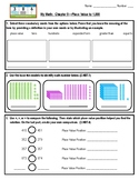 Place Value to 1000 (My Math Chapter 5 Assessment 2nd Grade )