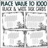 Place Value to 1000 Task Cards