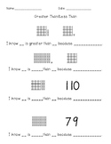 Place Value to 120