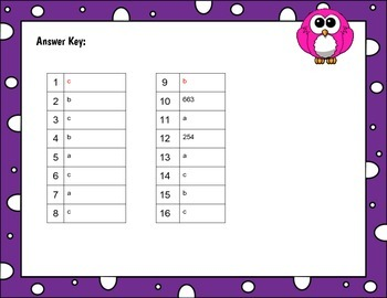 Place Value to 1,200 - TEKS 2.2 A-F