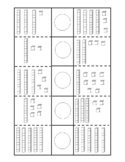 Place Value to 99 Interactive Notebook Activities