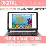 Place Value to 999 | Digital Task Cards | Boom Cards™