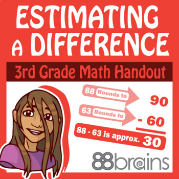 Place Value to Thousands: Estimate a Difference pgs. 37 - 38 (CCSS)