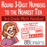 Place Value to Thousands: Rounding a 3-Digit Number to the Nearest Ten pgs.15-16