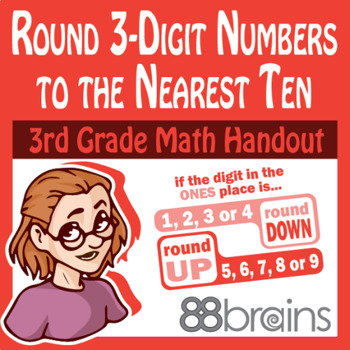 Place Value to Thousands: Rounding a 3-Digit Number to the