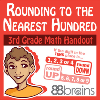Place Value to Thousands: Rounding to the Nearest Hundred pgs. 13 - 14 (CCSS)